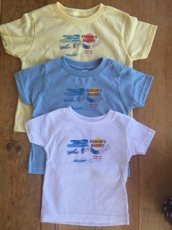 Kohler's Bakery Child T-Shirt