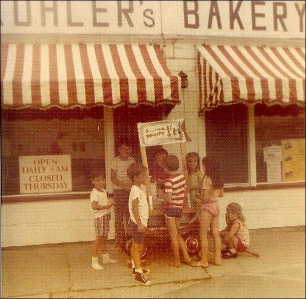 History - Kohler's Bakery, Avalon, NJ
