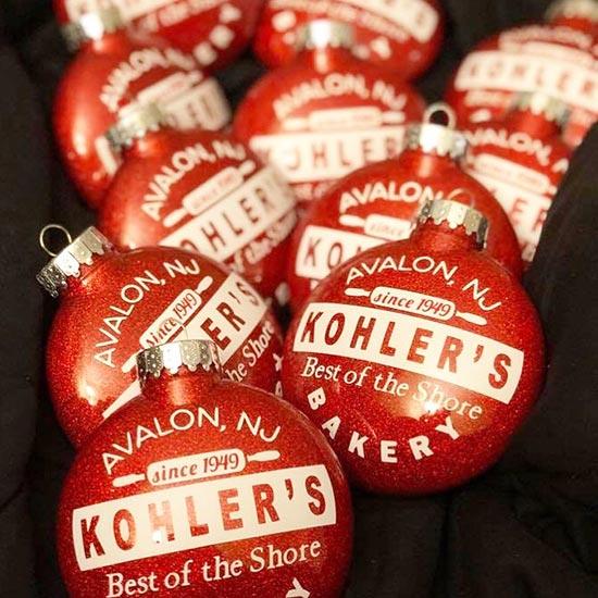 Kohler's Holiday Ornament