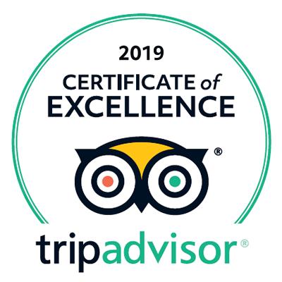 Kohler's Bakery - TripAdvisor 2019 Certificate of Excellence