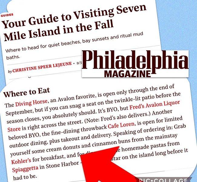 Philadelphia Magazine - Best of Shore